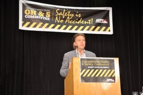 Positive report in young worker safety blitz a 'step in the right direction,' Lukaszuk says