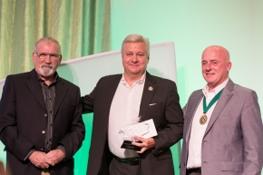 Peter Sturm named CSSE Safety Professional of the Year