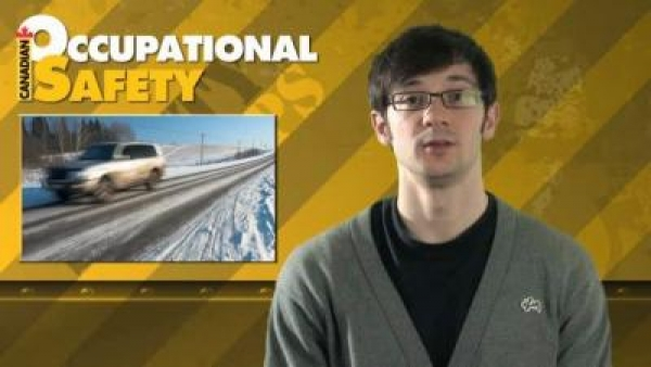 Safety Tip of the Week - Winter Driving
