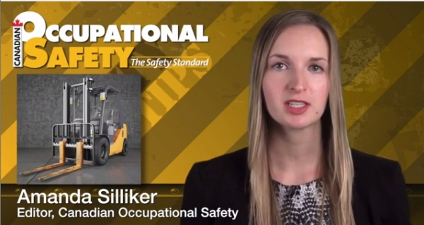 Safety Tip: Forklift education
