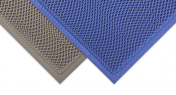 Wet environment floor mat