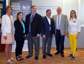 New study launched on mental health in mining