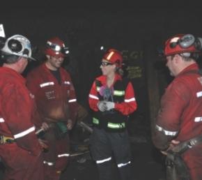 It's a man's world: A day in the life of a safety professional