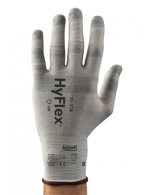 Precision, cut protection glove
