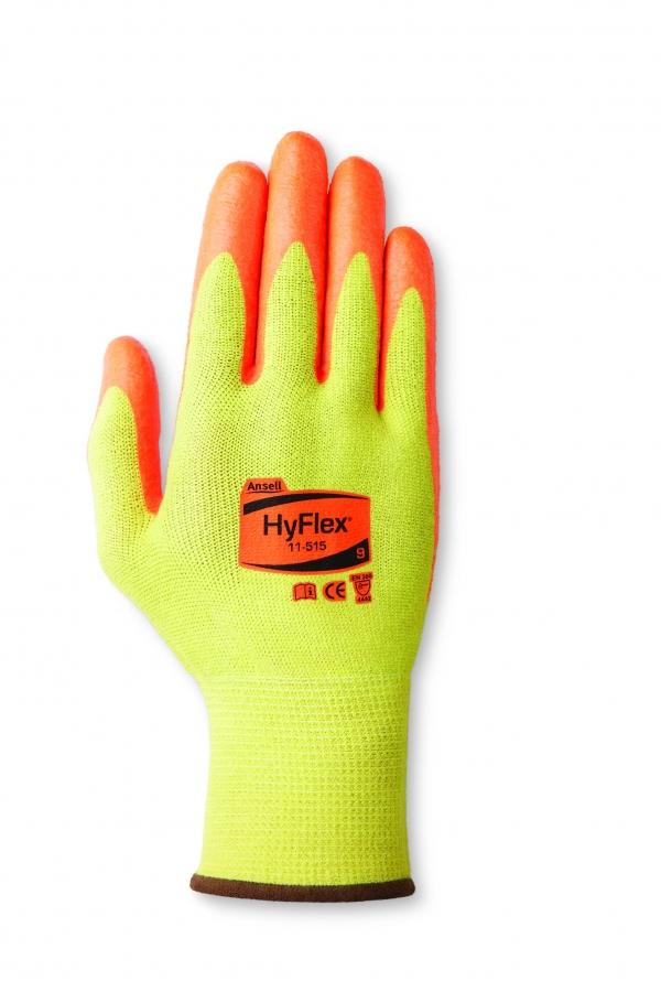 Ergonomic glove