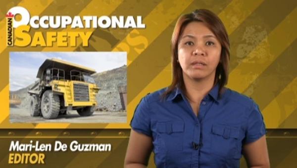 Safety Tip - Heavy Equipment