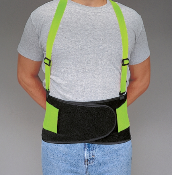 Durable back support
