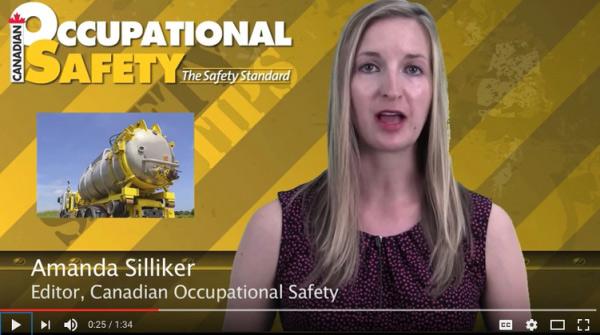 Safety Tip - Vacuum Trucks
