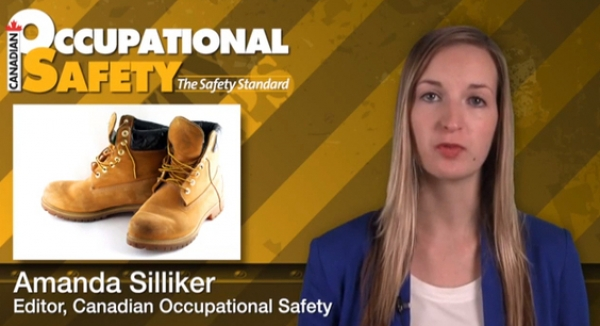 Safety Tip - Protective Footwear