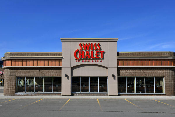 Swiss Chalet workers in Ontario ratify agreement