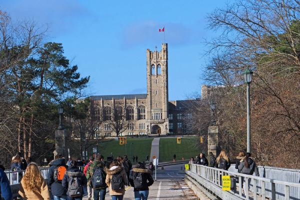"University of Western Ontario association requests ""no-board"" report"