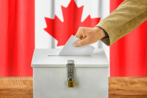 Upcoming Federal election: employees' right to vote