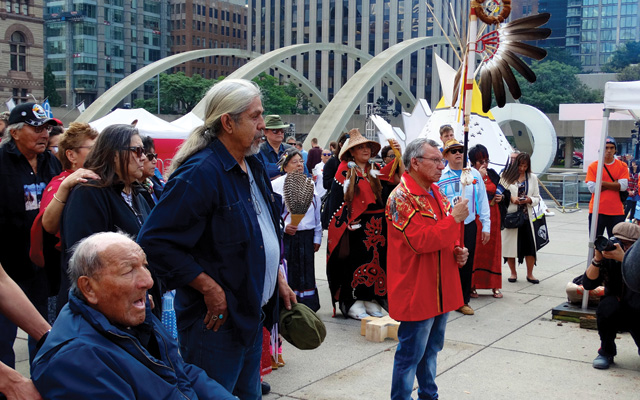 Reconciliation efforts about day-to-day interactions: report