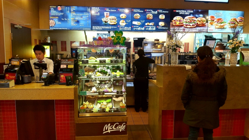 McDonald's tries out voice-initiated tech for recruitment