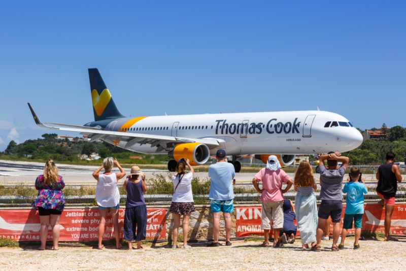 Thomas Cook managers face U.K. investigation over collapse