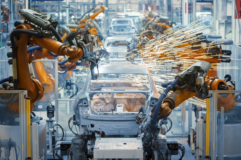Robots hurting U.S. workers' wages: U.S. study