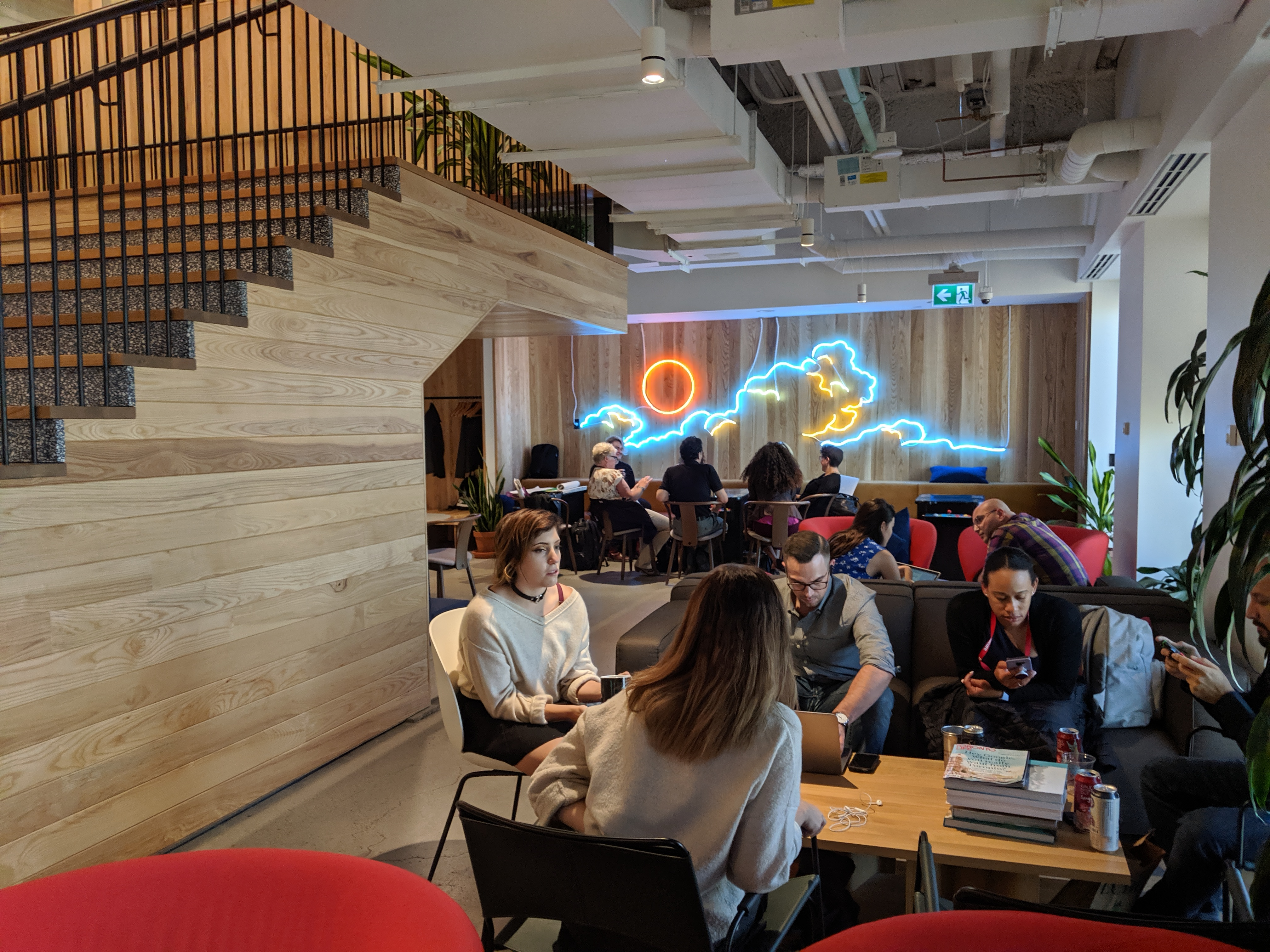 WeWork, other co-working spaces spreading rapidly in Canada