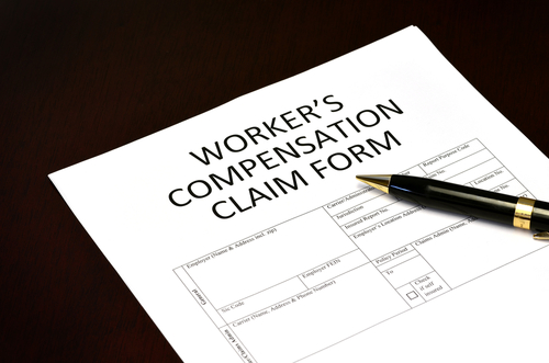 A reminder to keep worker's compensation issues with the WCB