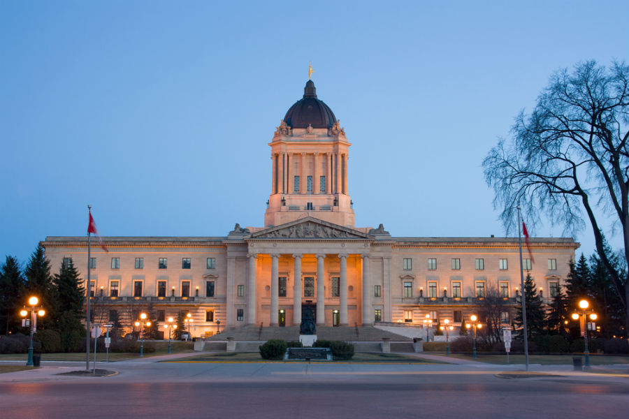 Manitoba government backs off plan to seek delay in wage freeze court battle