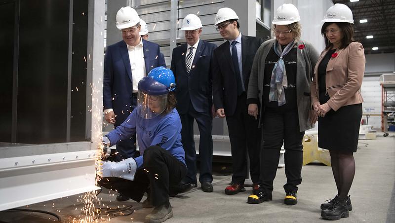 Alberta boosts funding for apprenticeship training