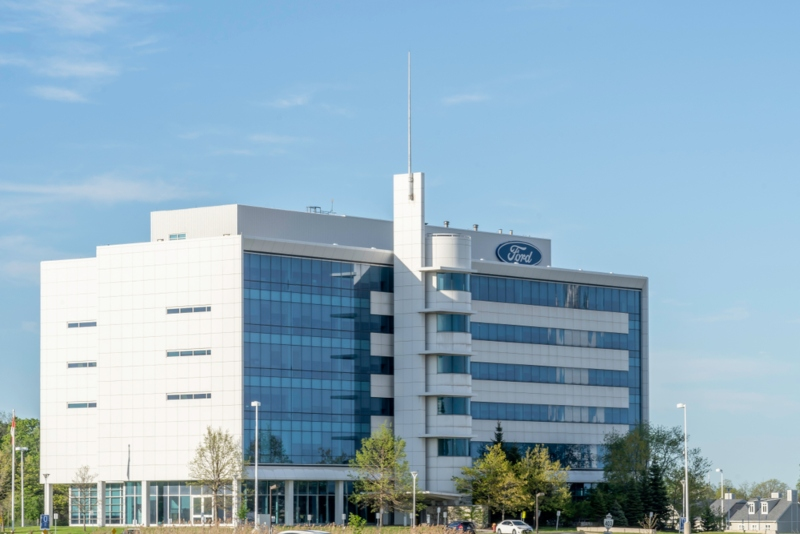Ford Canada to cut 450 jobs in Oakville as production of two vehicles end