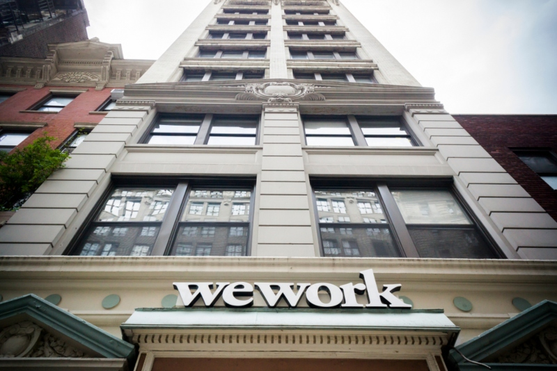 WeWork chair says diversity coming to all-male board