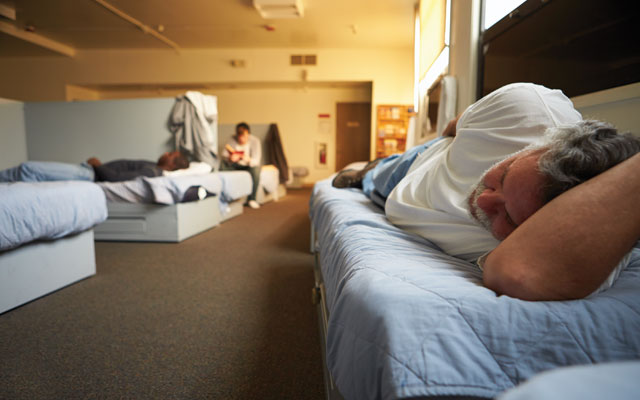 Homeless shelter worker loses job but gets $170,000 in damages