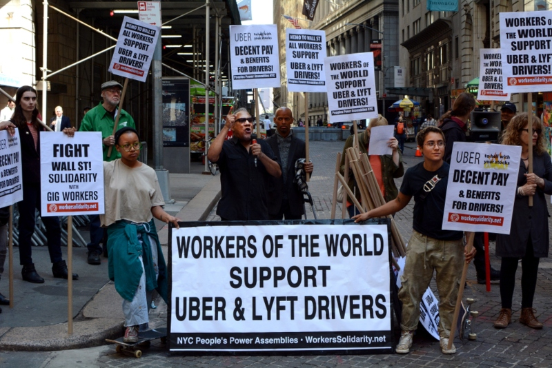 Playing by the rules in the gig economy