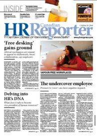 Oct. 20, 2014: Canadian HR Reporter/Human Resources News