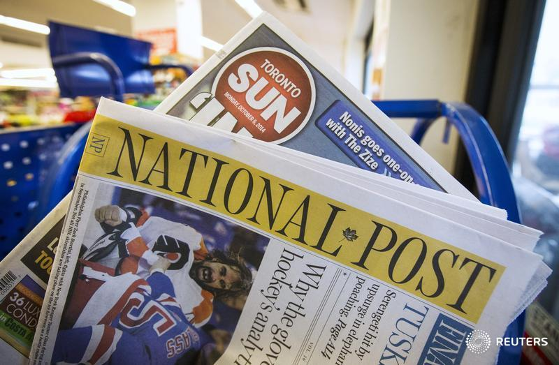 Postmedia reports wider loss, plans more job cuts