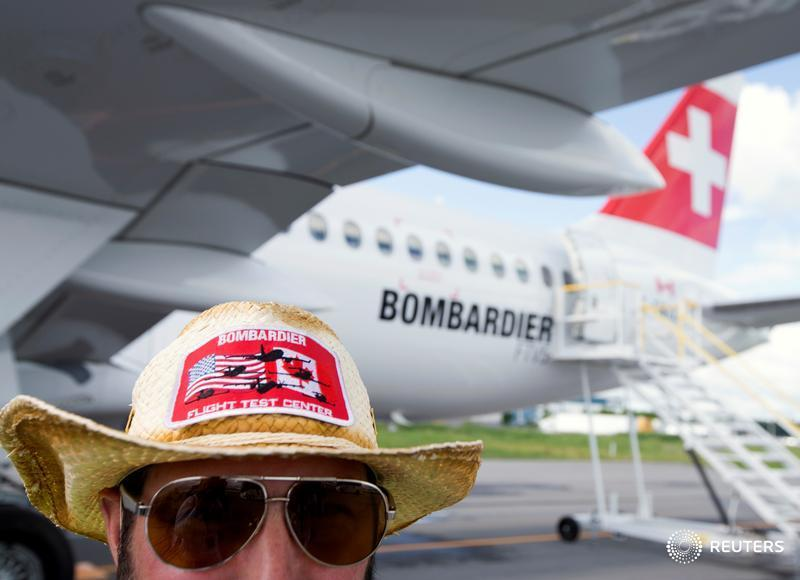 Bombardier to cut 7,500 jobs through 2018