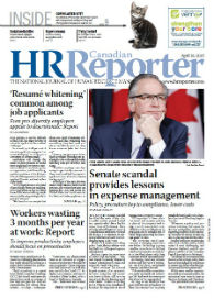 Feb. 22, 2016: Canadian HR Reporter/Human Resources News