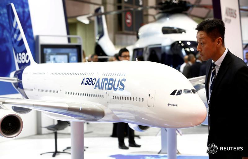 Restructuring at Airbus puts over 1,000 jobs at risk: Unions