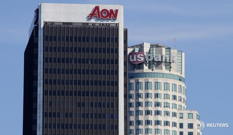 Is Aon getting out of HR?