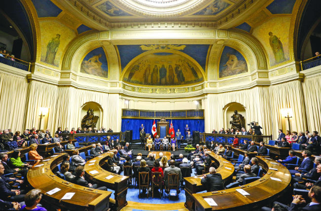 Weight discrimination goes up for debate in Manitoba legislature
