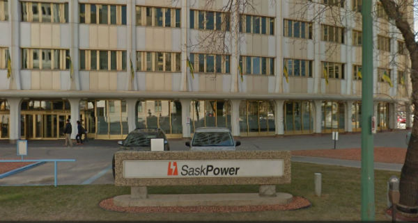 SaskPower head office