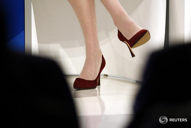 B.C. regulation means employers can't force women to wear high heels at work