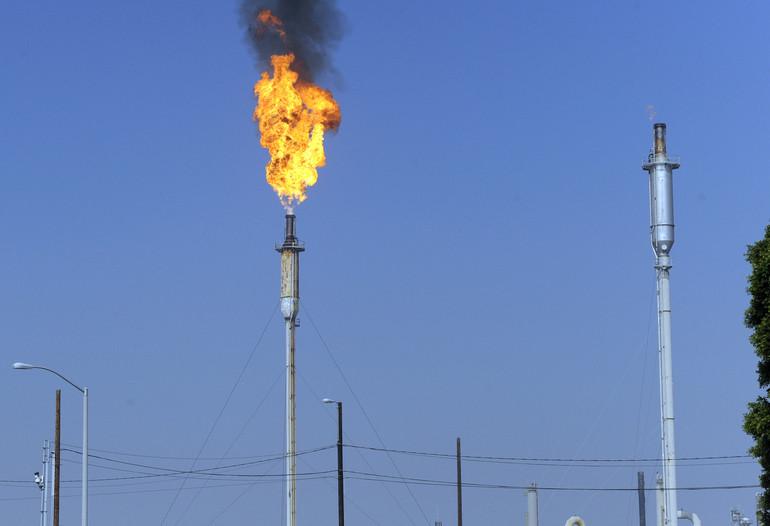 Exxon refinery explosion Torrance