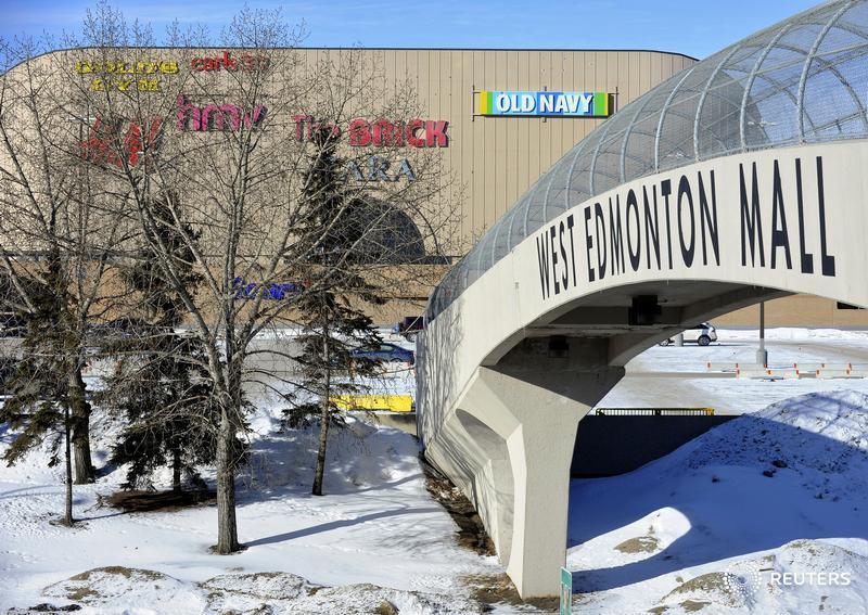 The West Edmonton Mall