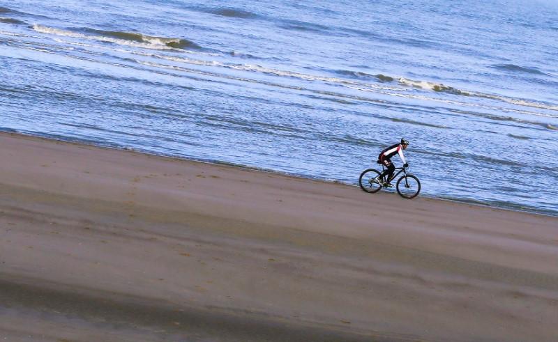 Belgium Cyclist