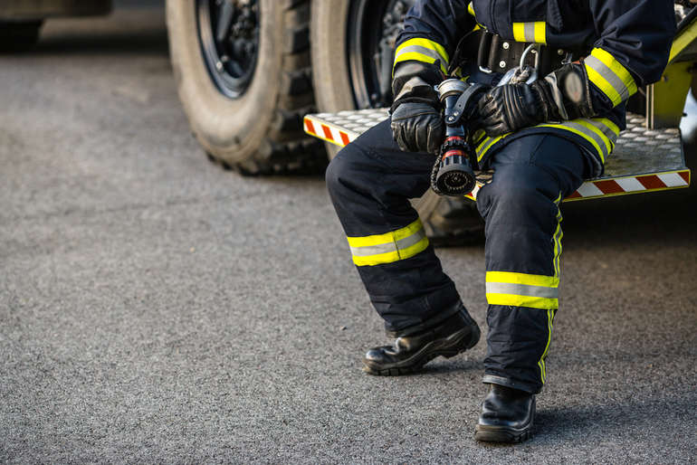 firefighter mental health