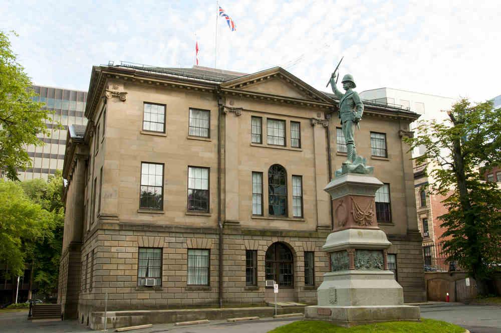 Halifax legislature