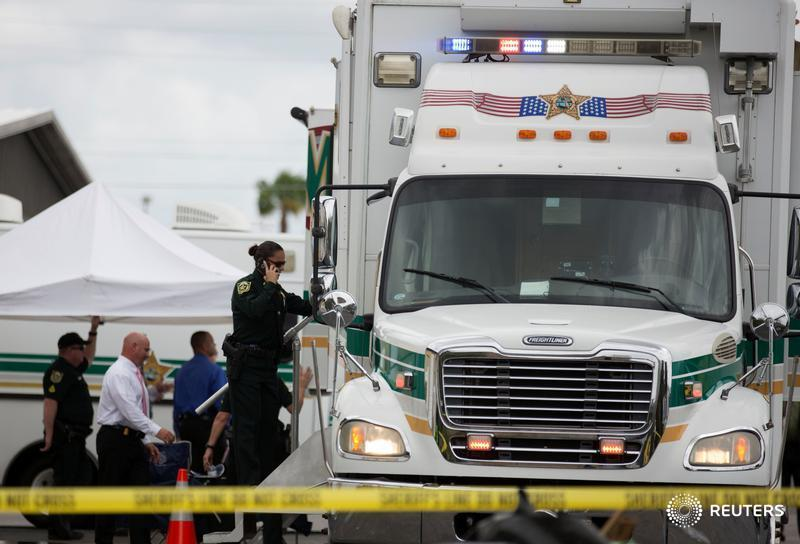 Stats show increase in U.S. fatal workplace shootings