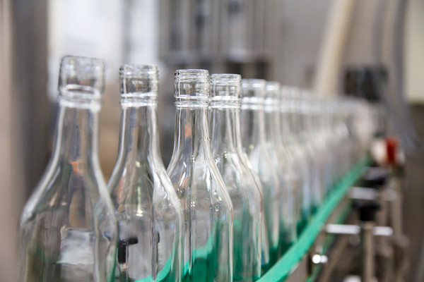 clear bottles manufacturing