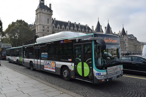Bus in France
