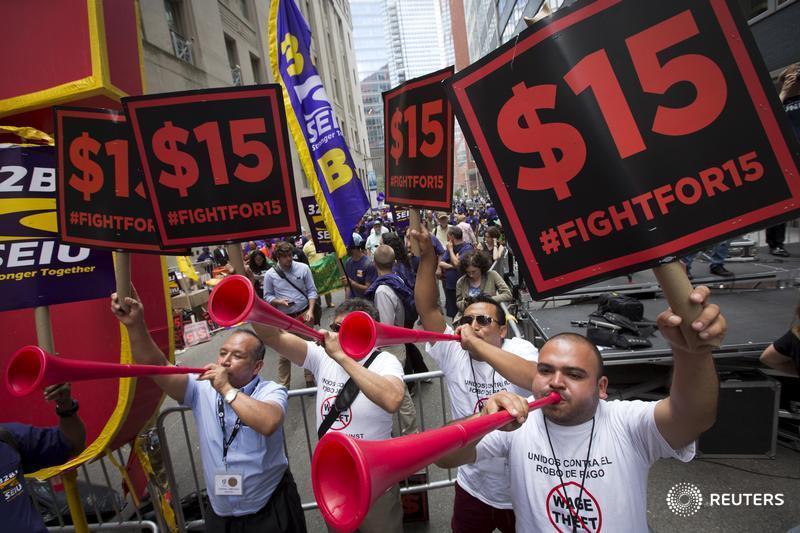 Ontario minimum wage