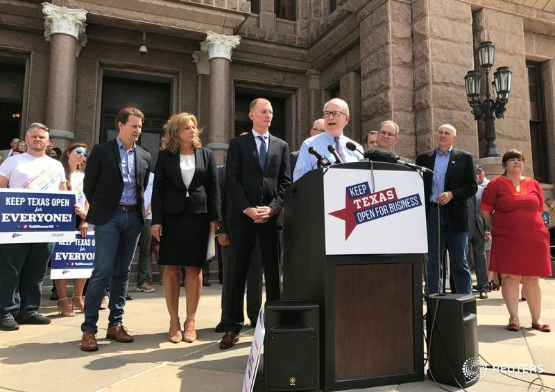 For transgendered Texans, defeating 'bathroom bill' is about saving lives