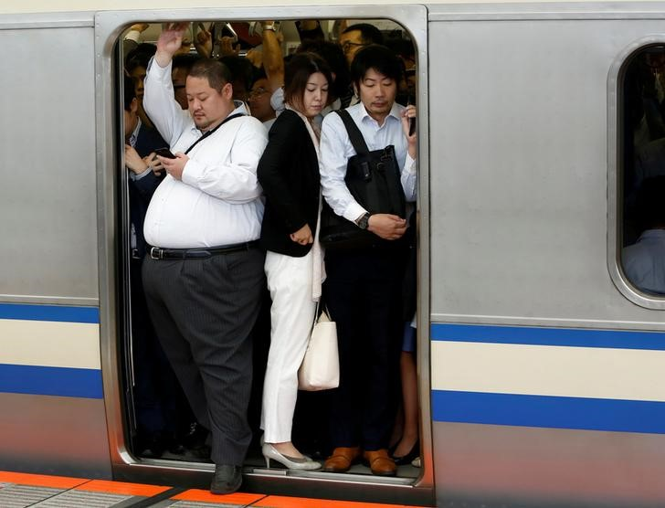 Japan launches 'telework' campaign to ease congestion, reform work culture