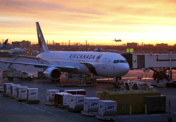 Toronto's Pearson Airport could be hit by baggage handlers' strike on Thursday