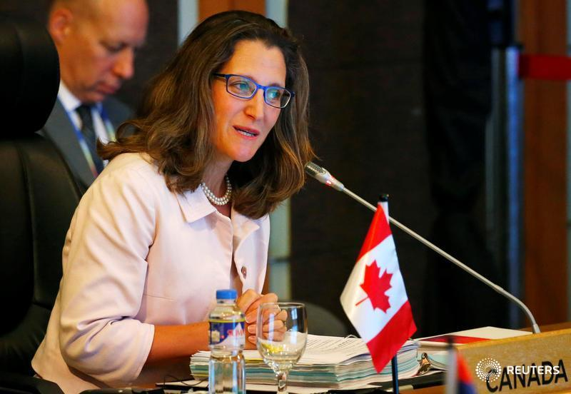 Here's what Canada wants from the NAFTA negotiations